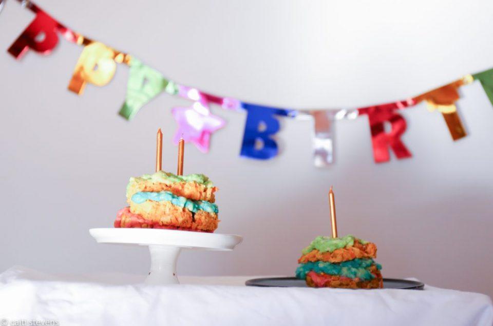 BELLAS BIRTHDAY CAKE