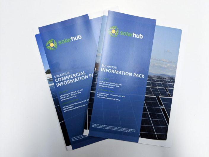 SolarHub info book